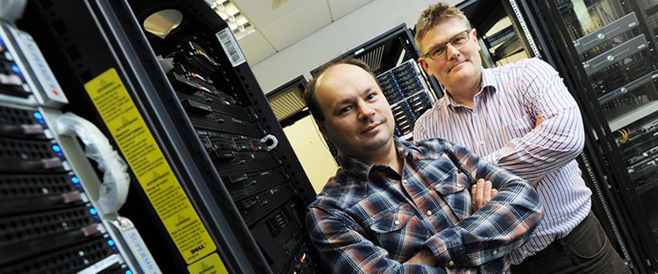 Alex Chudnovsky and Dixon Jones of Majestic - HEADER