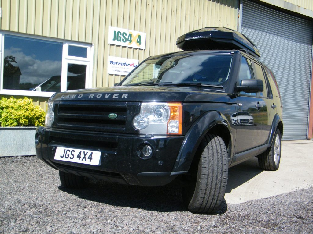 Land Rover Discovery 3 TDV6 Monster Tuning Remap and EGR