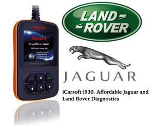 Affordable Jaguar and Land Rover diagnostics