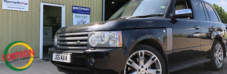 JGS4x4: Land Rover gearbox fluid flush