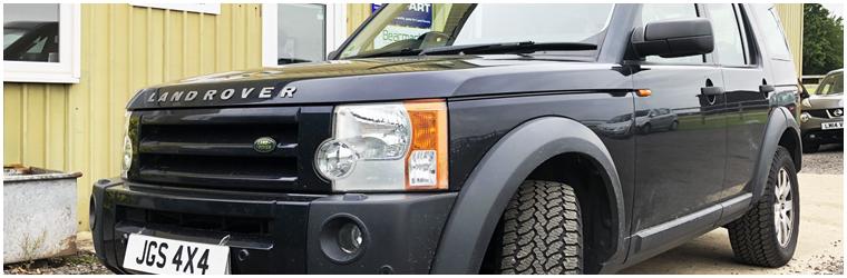 Land Rover Gearbox fluid flush at JGS4x4