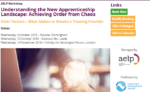 Apprenticeship Provider Training Workshops