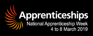 Apprenticeships Logo National Apprenticeship Week 2019