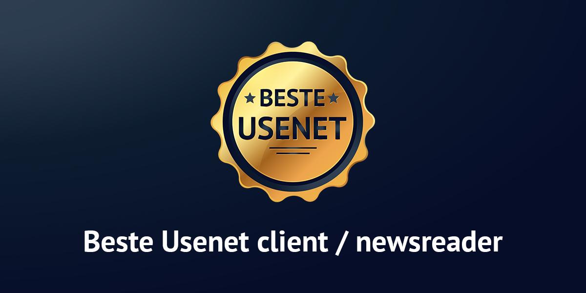 Beste Usenet client / newsreader