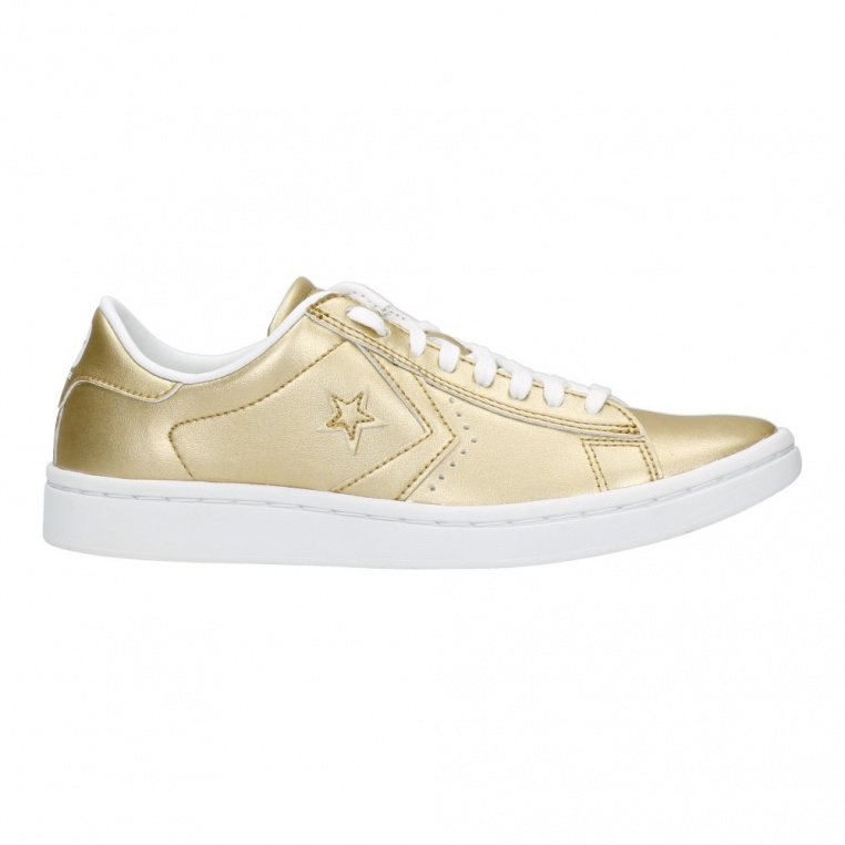 Converse Chuck Taylor All Star PL LP OX Light Gold