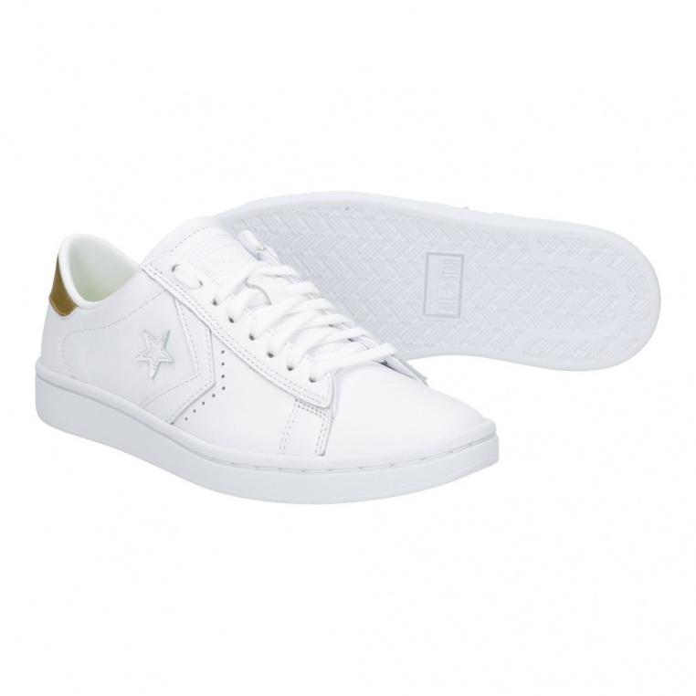 Converse Chuck Taylor All Star PL LP OX White