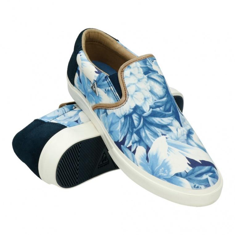 le-coq-sportif-ferdinand-2-slip-on-flowers-women-s-blues