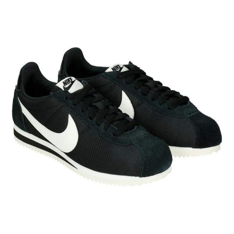 Nike Classic Cortez Nylon Black Noir