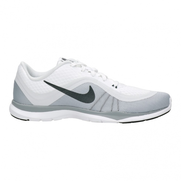 Nike Flex Trainer 6 White Wolf