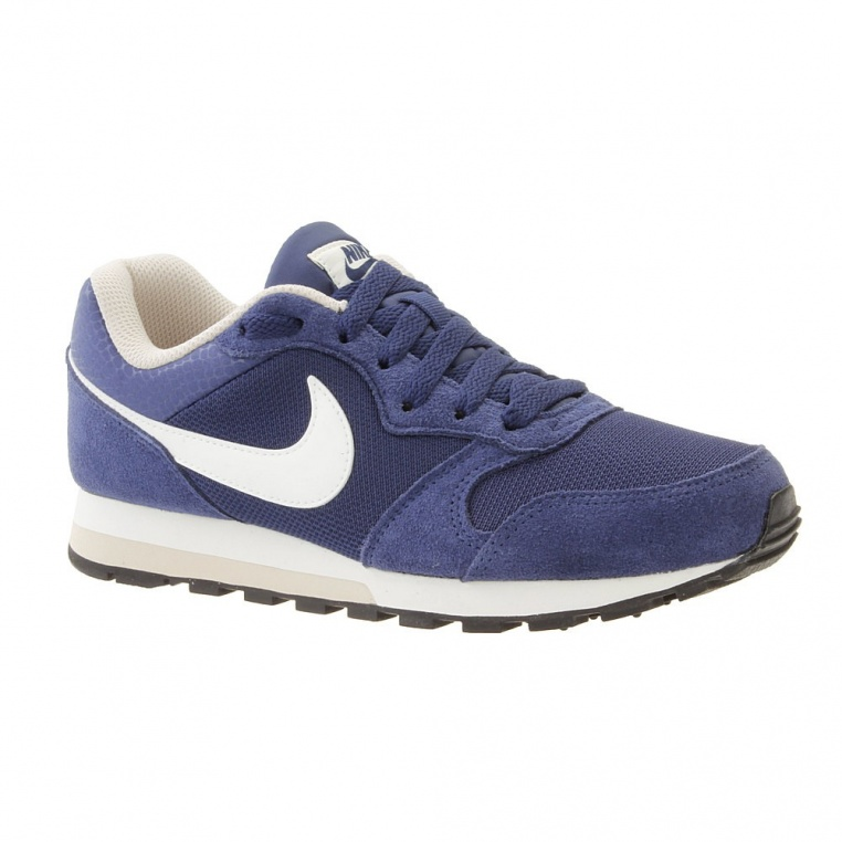 Nike MD Runner 2 Shoe Women Binary Blue