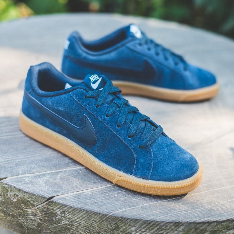 Nike WMNS Court Royale Suede Amory Navy