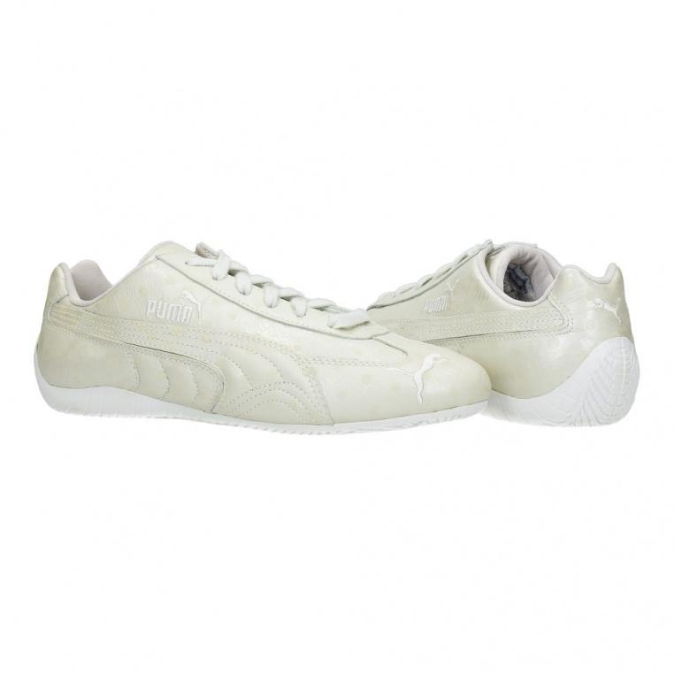 Alta qualit Puma Speed Cat Gloss White