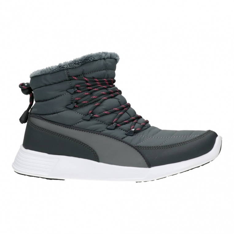 Puma ST Winter Boot Womens Steel Gray