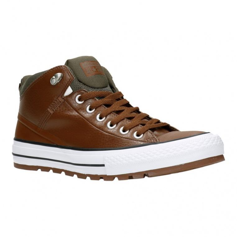 Converse Chuck Taylor All Star CTAS Street Boot HI Dark Clove
