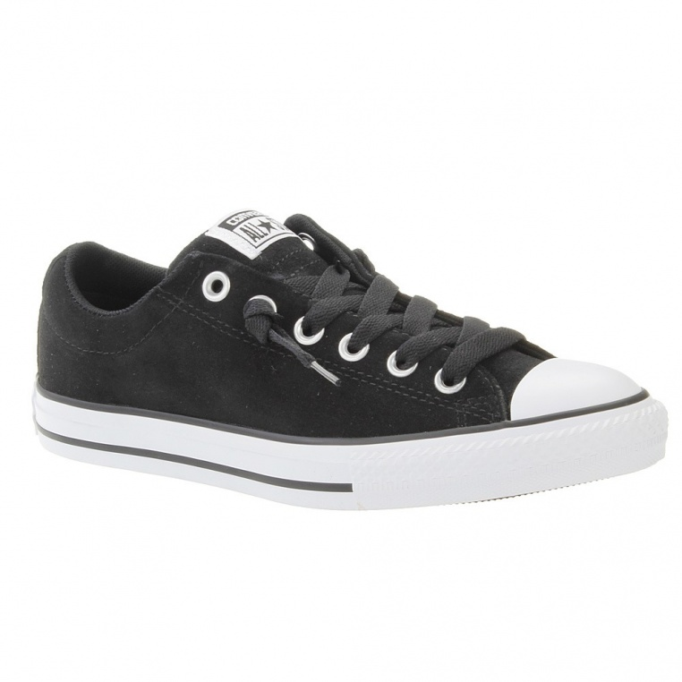 Converse Chuck Taylor All Star Street Slip Black Low