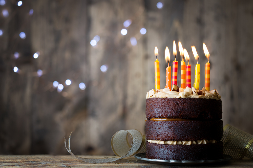 Light Up Your Birthday Celebration With Candles