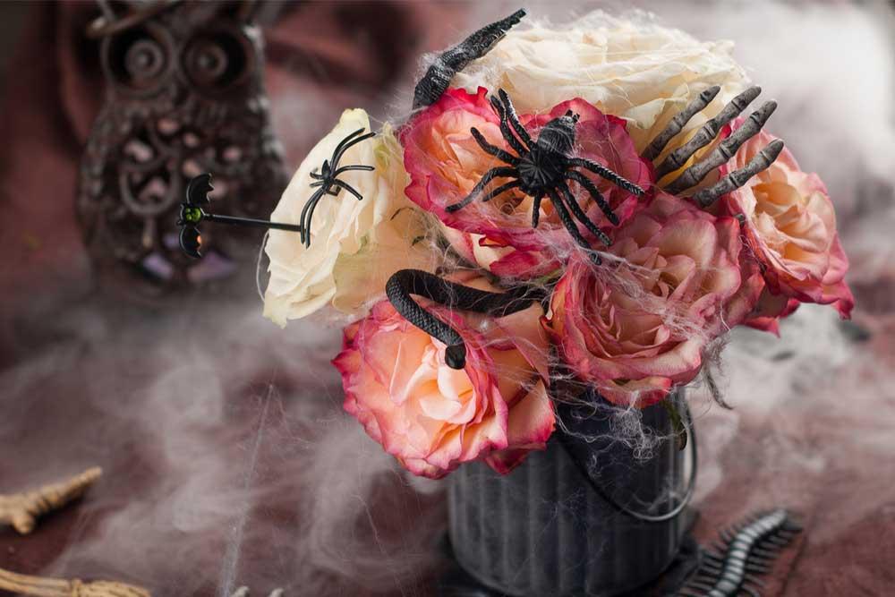 Halloween-Flowers-Dubai