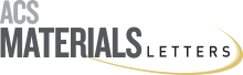 ACS Materials Letters