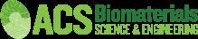 ACS Biomaterials Science & Engineering
