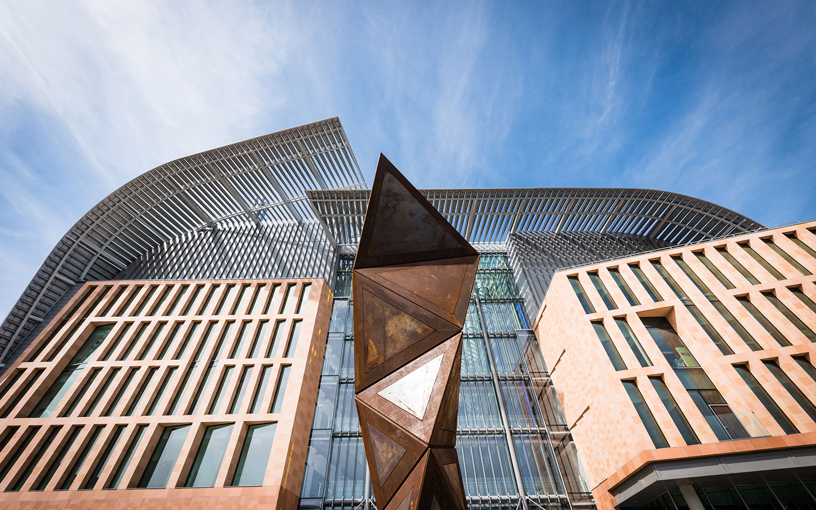 The Francis Crick Institute  banner