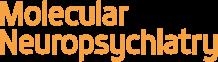 Molecular Neuropsychiatry