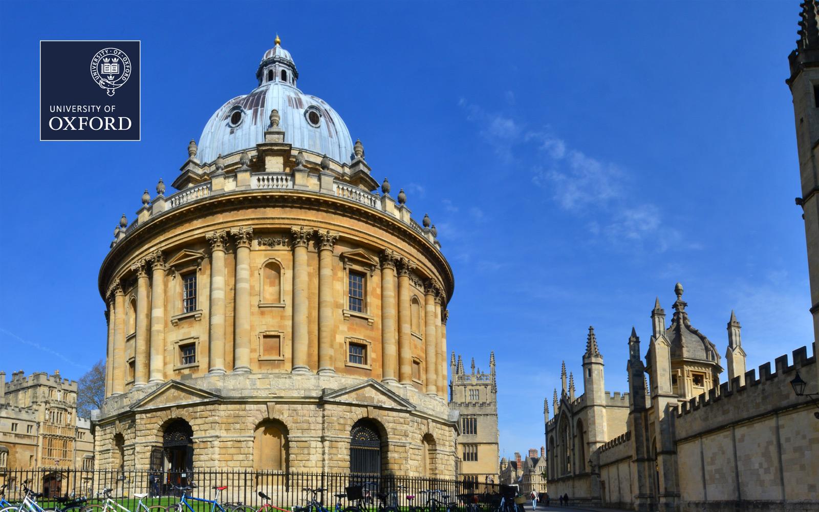 University of Oxford  banner