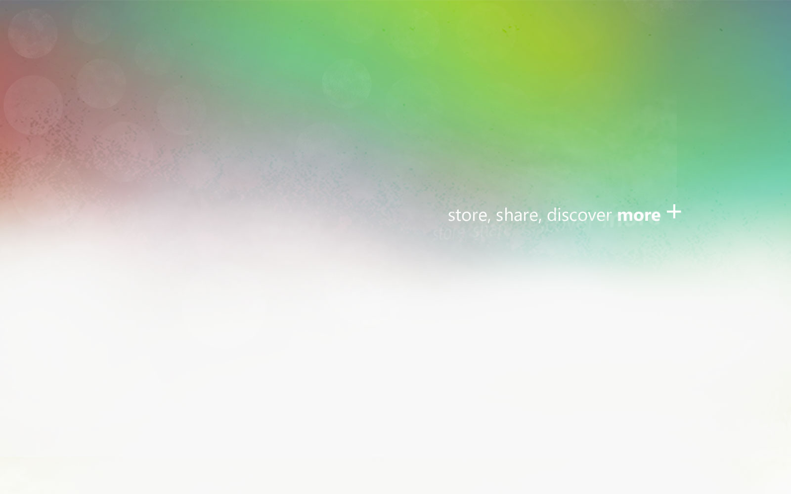 Figshare+  banner