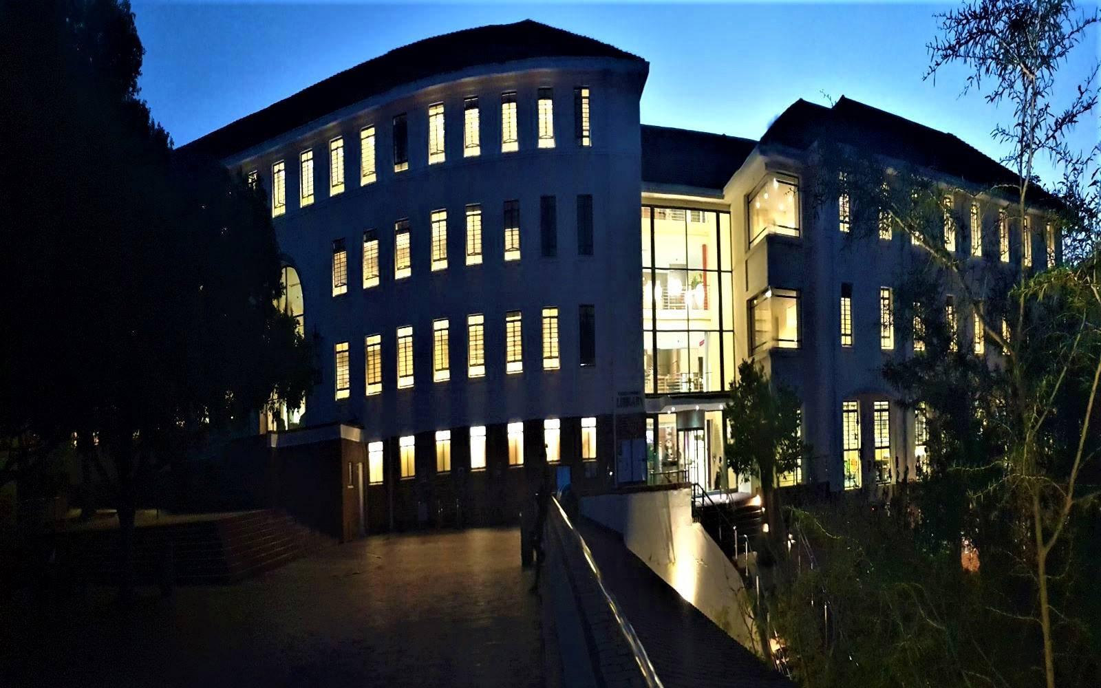 Rhodes University  banner