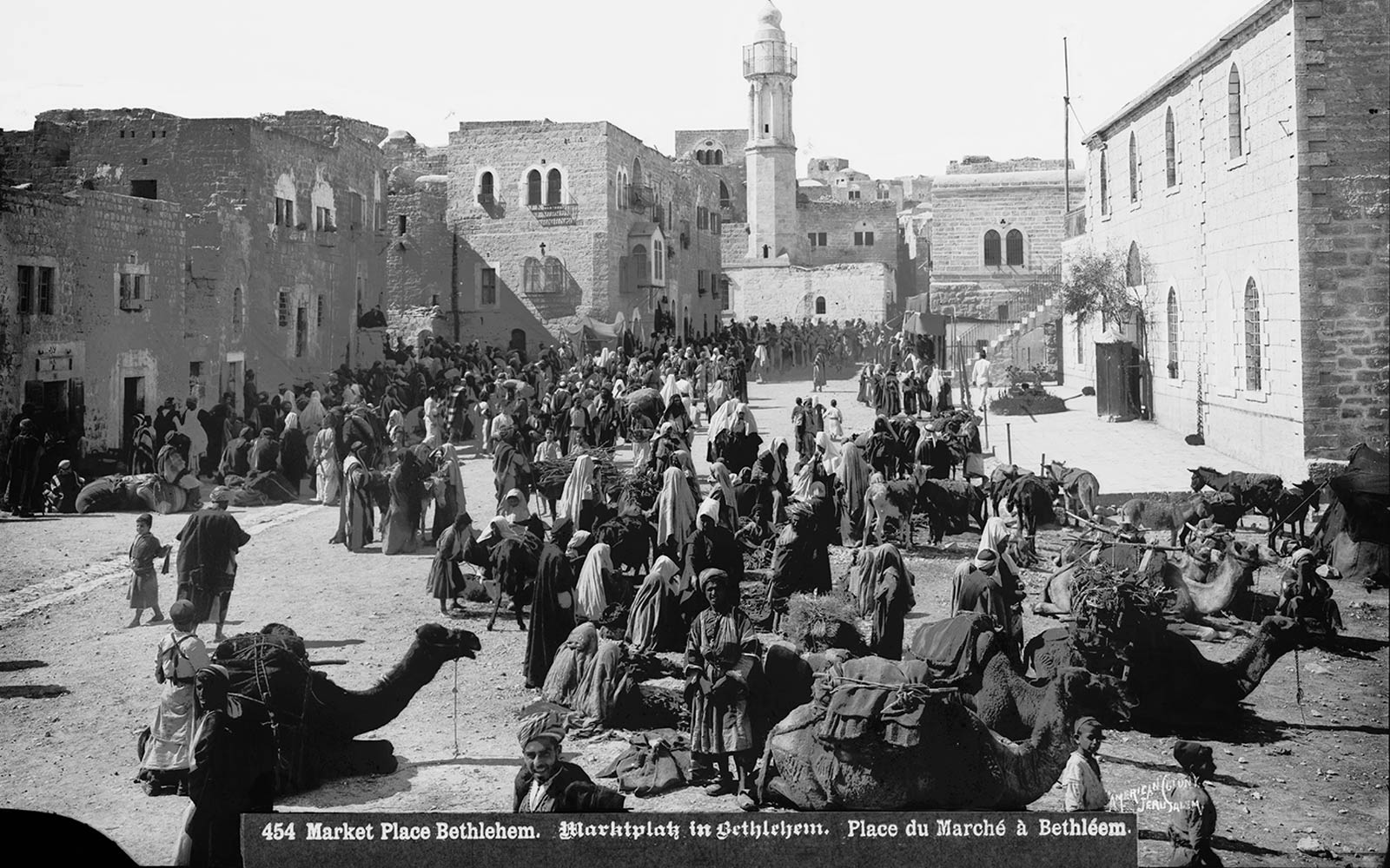 The Planet Bethlehem Archive  banner