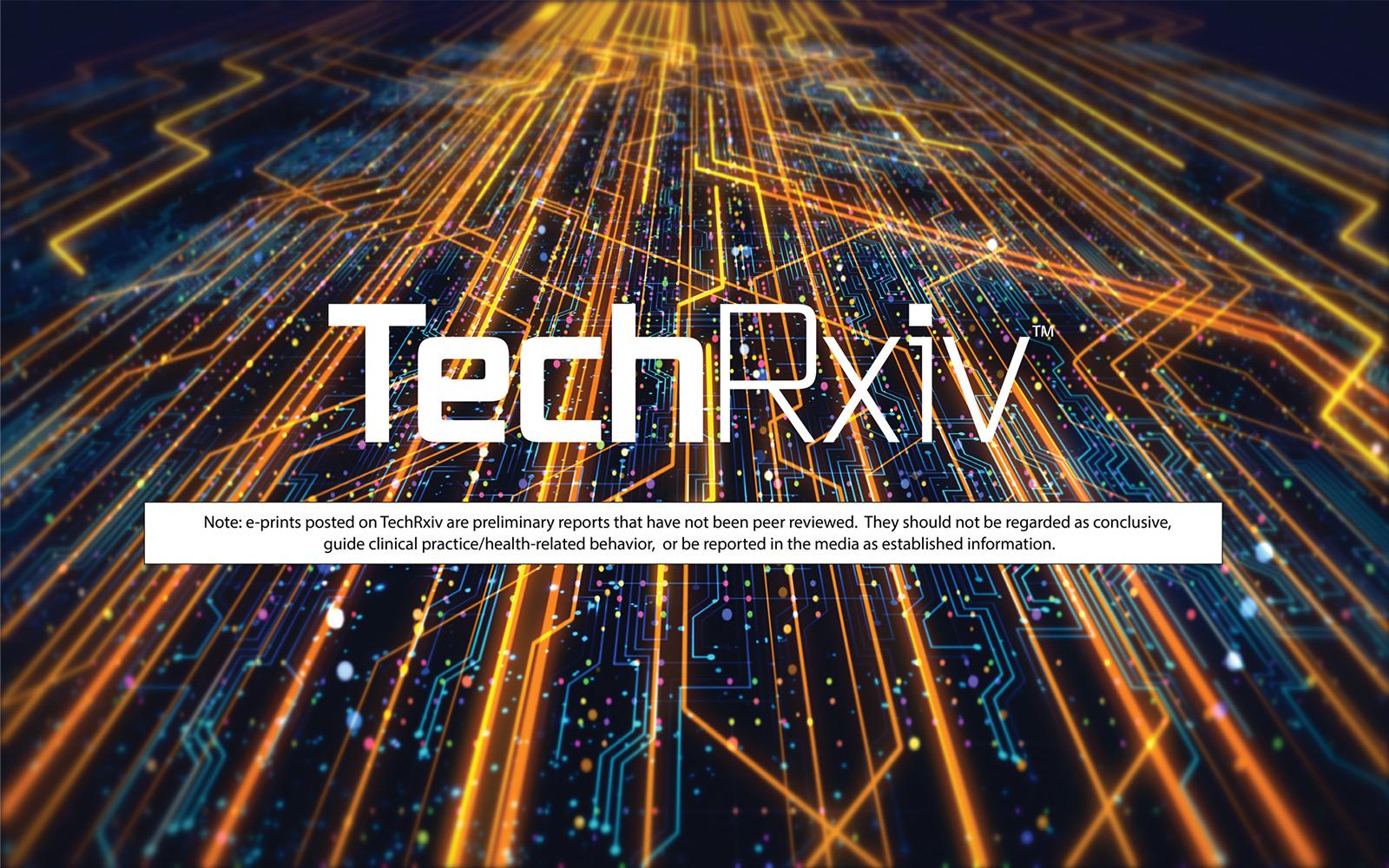 TechRxiv  banner