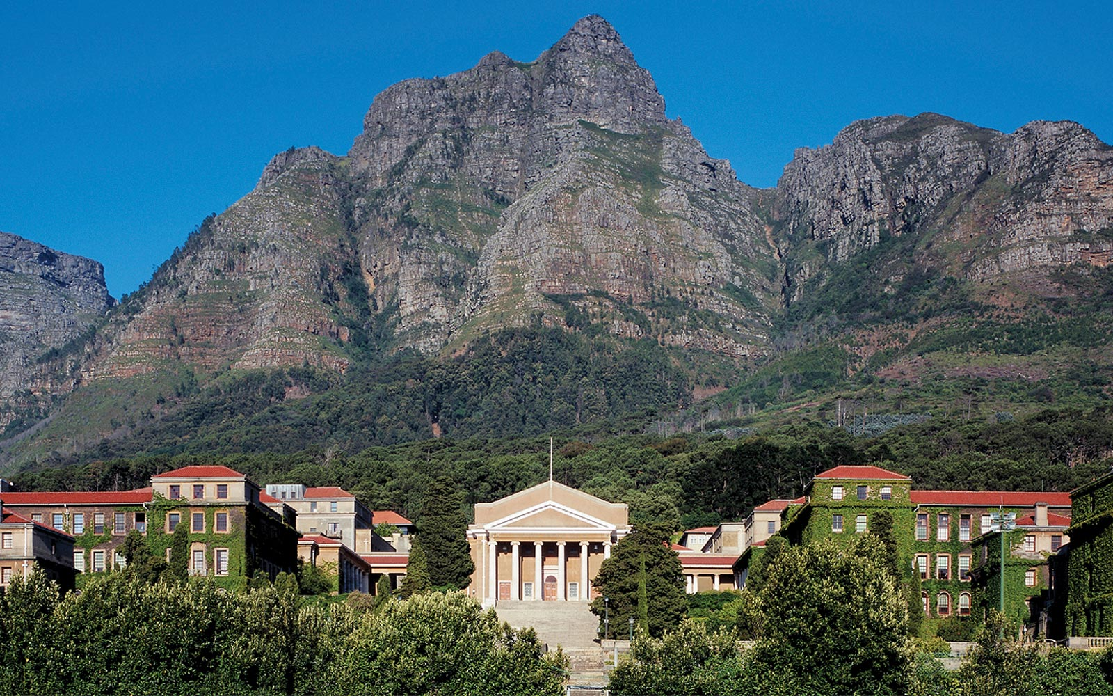 University of Cape Town  banner