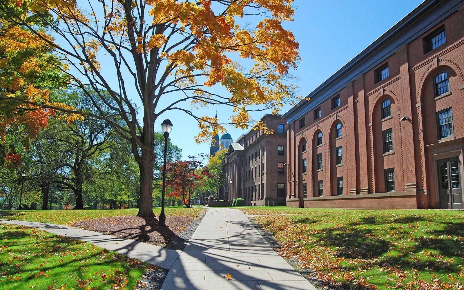 Wesleyan University  banner