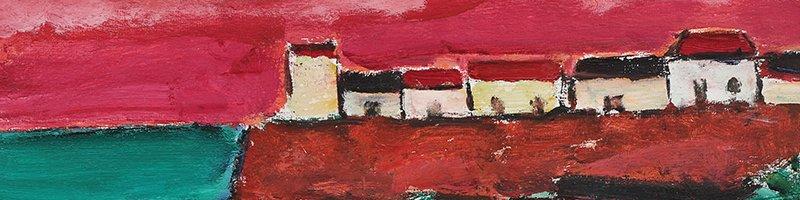 """""""Liniște și intimism"""" - Licitația unei Colecții din anii '80 #418/2021"""