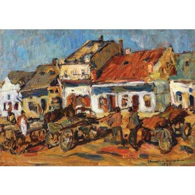 Târg la Sibiu