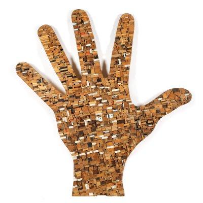 Le main