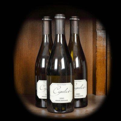 Lot de vinuri Gérard Bertrand, Le Cigalus, Languedoc, 2018, 3st x 0,75l