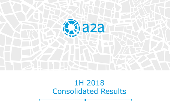 1H 2018 - Consolidated Results