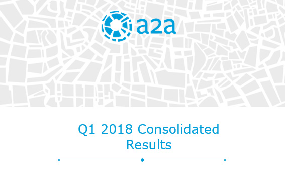 A2A Q1 2018 Results