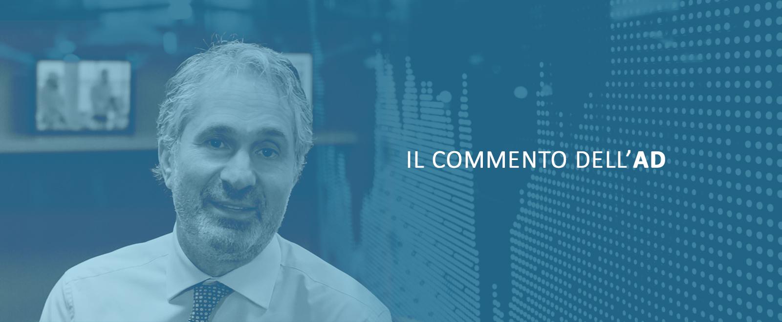 Luca Valerio Camerano commenta i risultati del primo semestre 2018