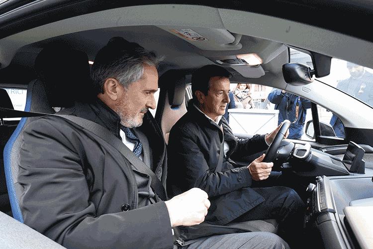 Bergamo: inaugurata la rete di ricarica dei veicoli elettrici