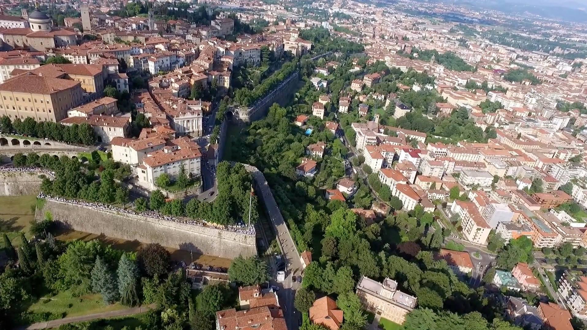 Mura di Bergamo Alta