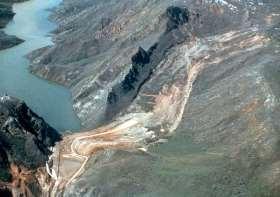 1983 Thistle, Utah Landslide