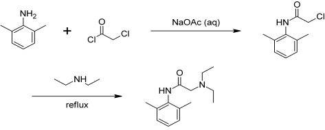 http://upload.wikimedia.org/wikipedia/commons/8/8b/Synthesis_of_lidocaine.png
