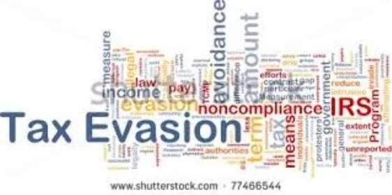 tax evasion in the uk essay