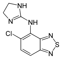 File:Tizanidine.svg