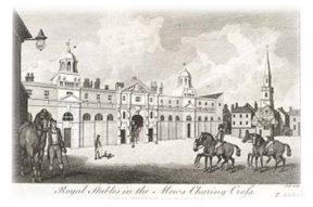 Royal Stables, Charing Cross, 1793