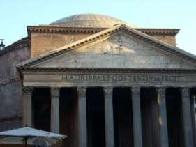 How are Etruscan temples different than Greek ones?