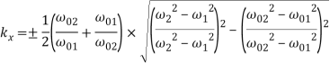theory of two magnetically coupled rlc circuits The characteristic equation is where when the equation only has one real root  the solution for the i - t curve would look like when the equation has two real root  the solution for the i - t curve would look like when the equation has two complex root  the solution for the i - t curve would look like.