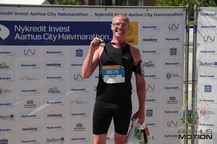 Aarhus Motion Nykredit Invest Aarhus City Halvmarathon 2013