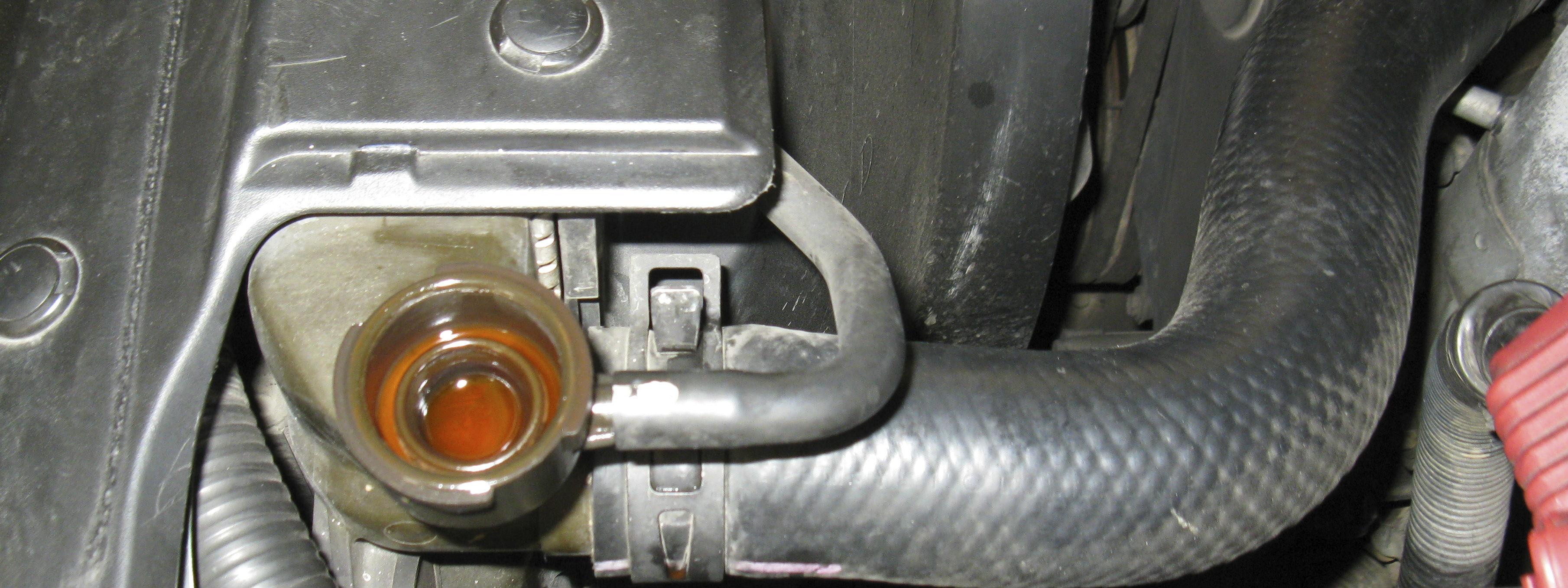 Motorskift og arbejde med motordele